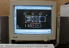 Samtan Engineering corp auto CAD drafting system